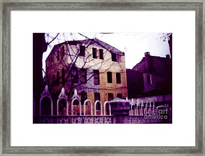Istanbul In Colors Framed Print by Scott Shaw