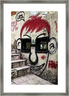 Istanbul Les Framed Print by John Rizzuto