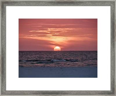 It Doesn't Get Any Better Than This Framed Print by Bill Cannon