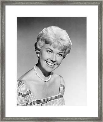 It Happened To Jane, Doris Day, 1959 Framed Print
