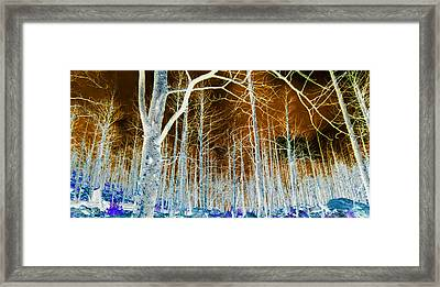 It Is Only A Dream Framed Print