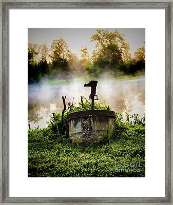 It Is Well Framed Print
