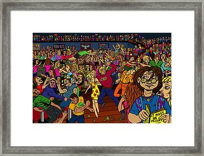It Must Be Friday Framed Print