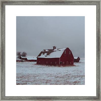 It Stood Forever Framed Print by Abigail Ellison