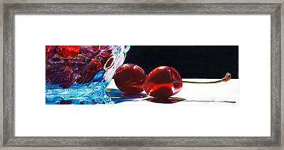 It Takes Two Framed Print by Arlene Steinberg
