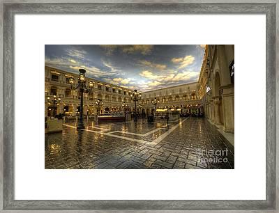 Italian American  Framed Print by Rob Hawkins
