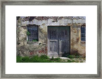 Italian Countryside Framed Print by Marco Crupi