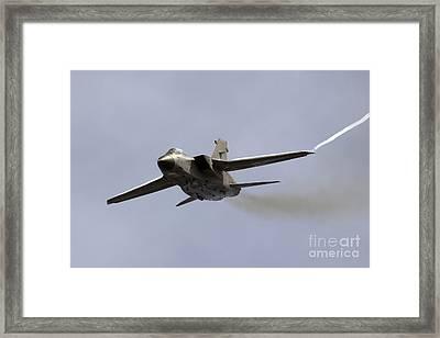 Italian Tornado Framed Print by J Biggadike