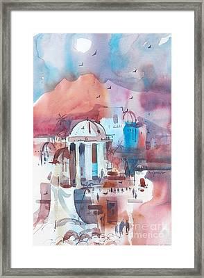 Italiana Framed Print by Micheal Jones