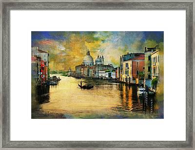 Italy 01 Framed Print by Catf