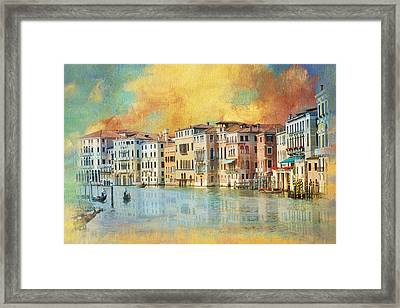 Italy 02 Framed Print by Catf