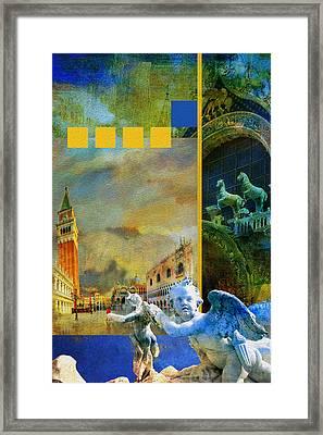 Italy 04 Framed Print by Catf