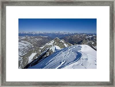 Italy Alps Framed Print by Ioan Panaite