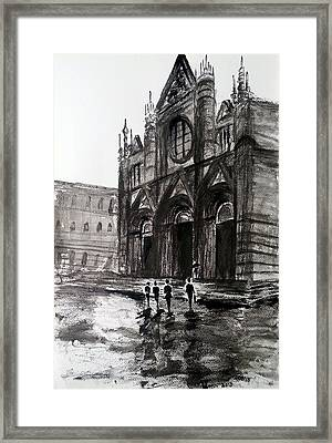Italy Series 12 Framed Print