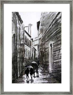 Italy Series 2 Framed Print