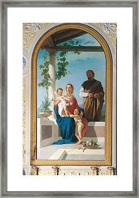 Italy, Umbria, Perugia, Spoleto Framed Print by Everett