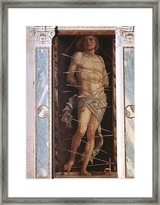 Italy, Veneto, Venice, Ca Doro Framed Print by Everett