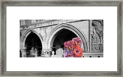 Italy, Venice, Palazzo Ducale Framed Print by Panoramic Images