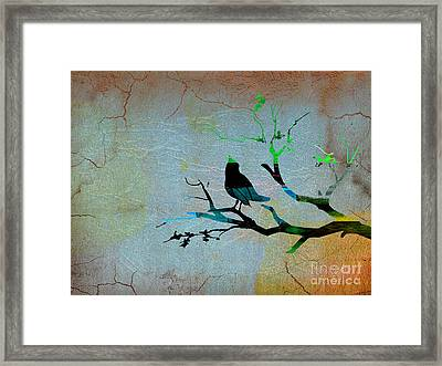 Its A Beautiful Day Framed Print by Marvin Blaine