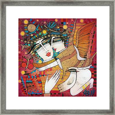It's A Kind Of Magic... Framed Print