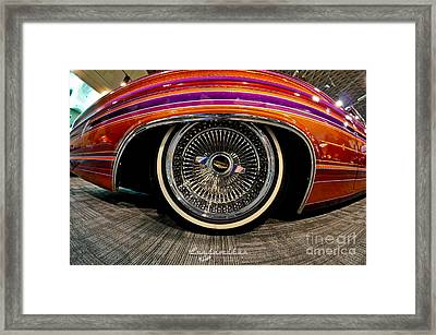Its A Lifestyle Framed Print