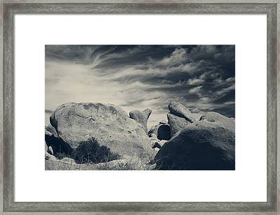 It's A Powerful Thing Framed Print by Laurie Search