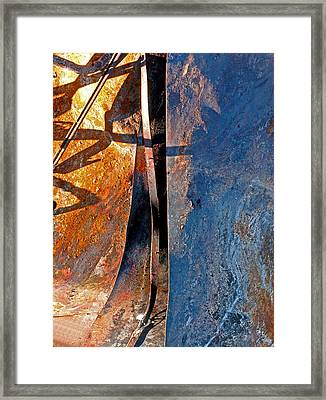 It's All About Light Framed Print