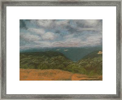 Framed Print featuring the painting It's All Good by Thomasina Durkay