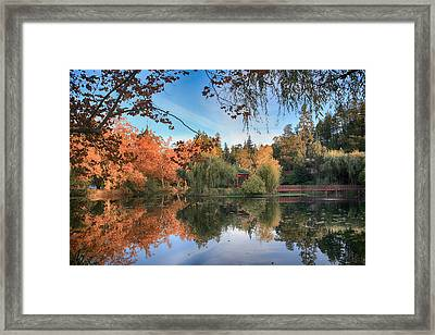 It's All Within Framed Print