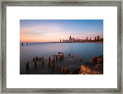 It's Been A While Framed Print by Daniel Chen
