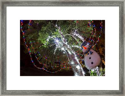 Its Christmas Time Again Framed Print