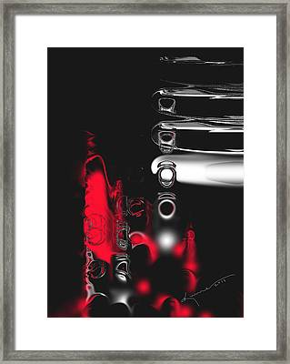 It's Complicated Framed Print by Kume Bryant