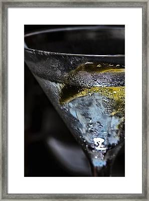 Its Happy Hour Again Framed Print