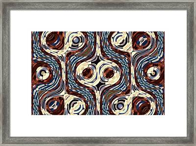 It's In Your Eyes Framed Print