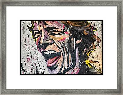 Its Only Rocken Roll Framed Print by Gary Keesler