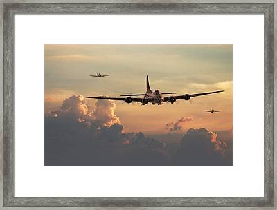 It's What Friends Are For Framed Print by Pat Speirs