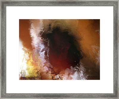 Iv - Hobbit Framed Print by John WR Emmett