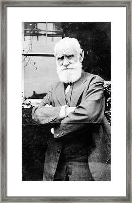 Ivan Pavlov Framed Print