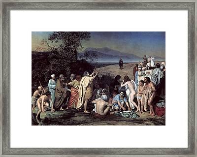 Ivanov, Alexander Andre�evitch Framed Print by Everett