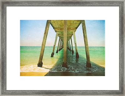 I've Been Here Before Framed Print by Laurie Search