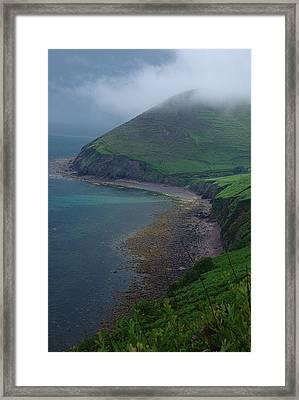Framed Print featuring the photograph Iveragh Peninsula by Ken Dietz