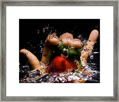 Iversion  Framed Print
