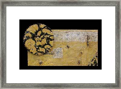 Ivy Acres Framed Print