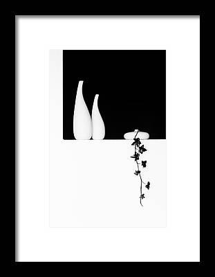 Ivy Framed Prints