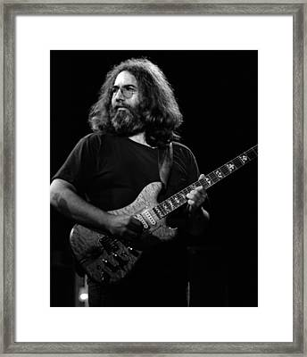 Framed Print featuring the photograph J G B #35 by Ben Upham