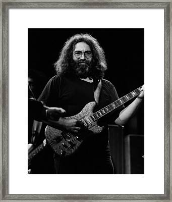 Framed Print featuring the photograph J G B #38 by Ben Upham