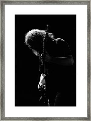 Framed Print featuring the photograph J G B #51 by Ben Upham
