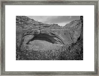 Zion Framed Print by Pro Shutterblade