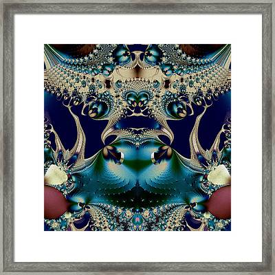Jabba Framed Print by Owlspook