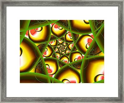 Jack And The Beanstalk Framed Print